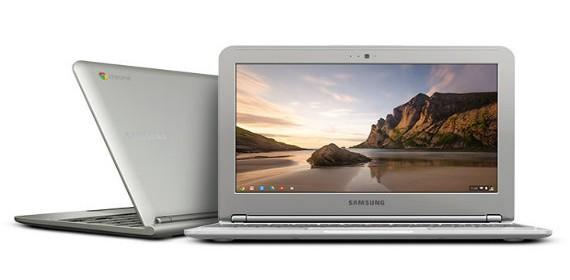 Así son los nuevos Google Chromebook fabricados por Samsung, que cuestan 249$