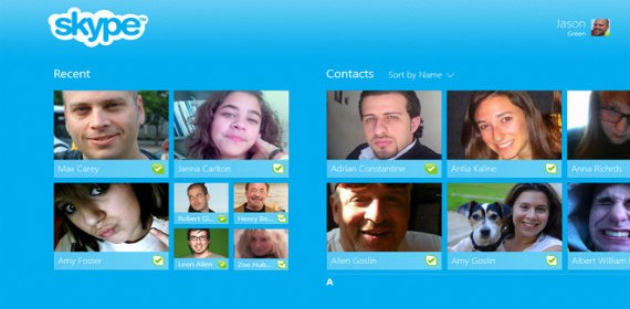 Skype ya tiene su versin para Windows 8